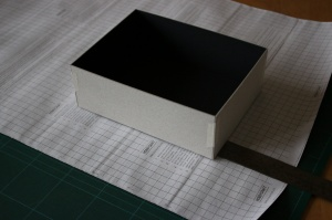 Position the box 2